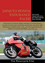 HONDA JAPAUTO 950SS ENDURANCE RACER: Winner of the Bol d'Or 24 Hours Race (The Motorcycle Files) (English Edition)