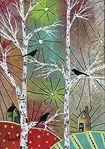 Singing Birds 1 by Karla Gerard Art Print, 10 x 14 inches