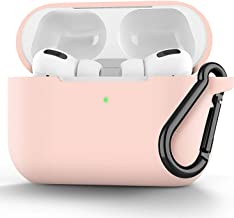 Easyworld Compatible AirPods Pro Case Cover, Silicone...