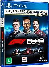 F1 2018 - Headline - PlayStation 4