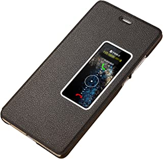 Premium Leder Flip Schutzh/üllem Huawei P9 Plus Multifunktion Klappst/änder Sch/ützth/ülle mit kartenf/ächern Bear Village/® Brieftasche H/ülle f/ür Huawei P9 Plus #1 Rosa
