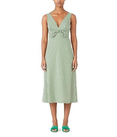 Kate Spade New York Mini Gingham Bow Dress
