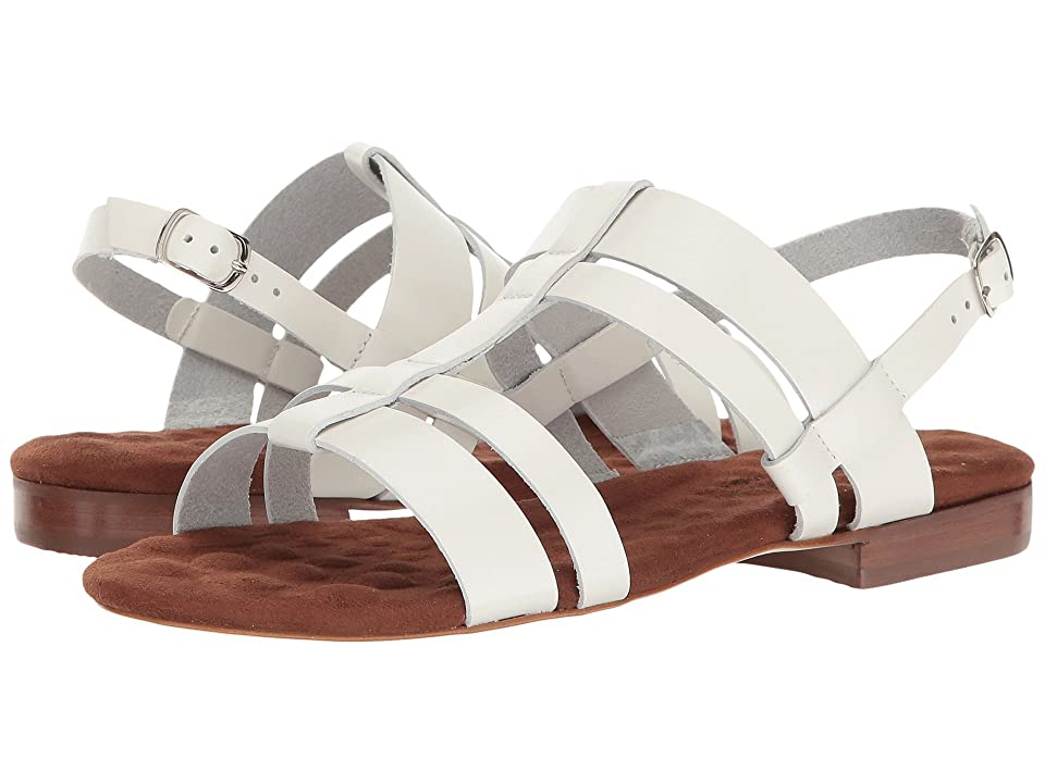 Walking Cradles Frisky (White Leather) Women