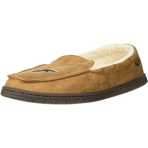 5f143269 Atlanta Falcons Slippers: Amazon.com