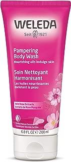 Weleda Wild Rose Creamy Body Wash, 7.2 Ounce