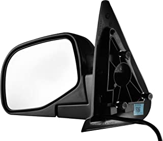 Driver Side Textured Side View Mirror for 1993-2005 Ford Ranger - Parts Link # FO1320206