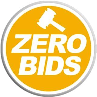 Zero Bid Auctions