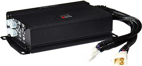 MB Quart NA2-320.4 Compact Four Channel, 320 watt Powersports Amplifier