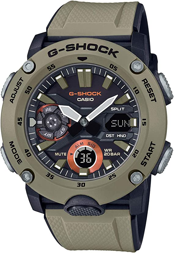 Men's Casio G-Shock Analog-Digital Watch