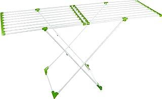 Amazon Brand - Solimo Expandable Steel Drying Rack