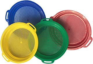 Jurassic Sands Multi-Colored Sand Sifters - Set of 4