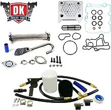 2003-2010 Ford 6.0L Powerstroke EGR Valve Oil Cooler Coolant Filtration Kit