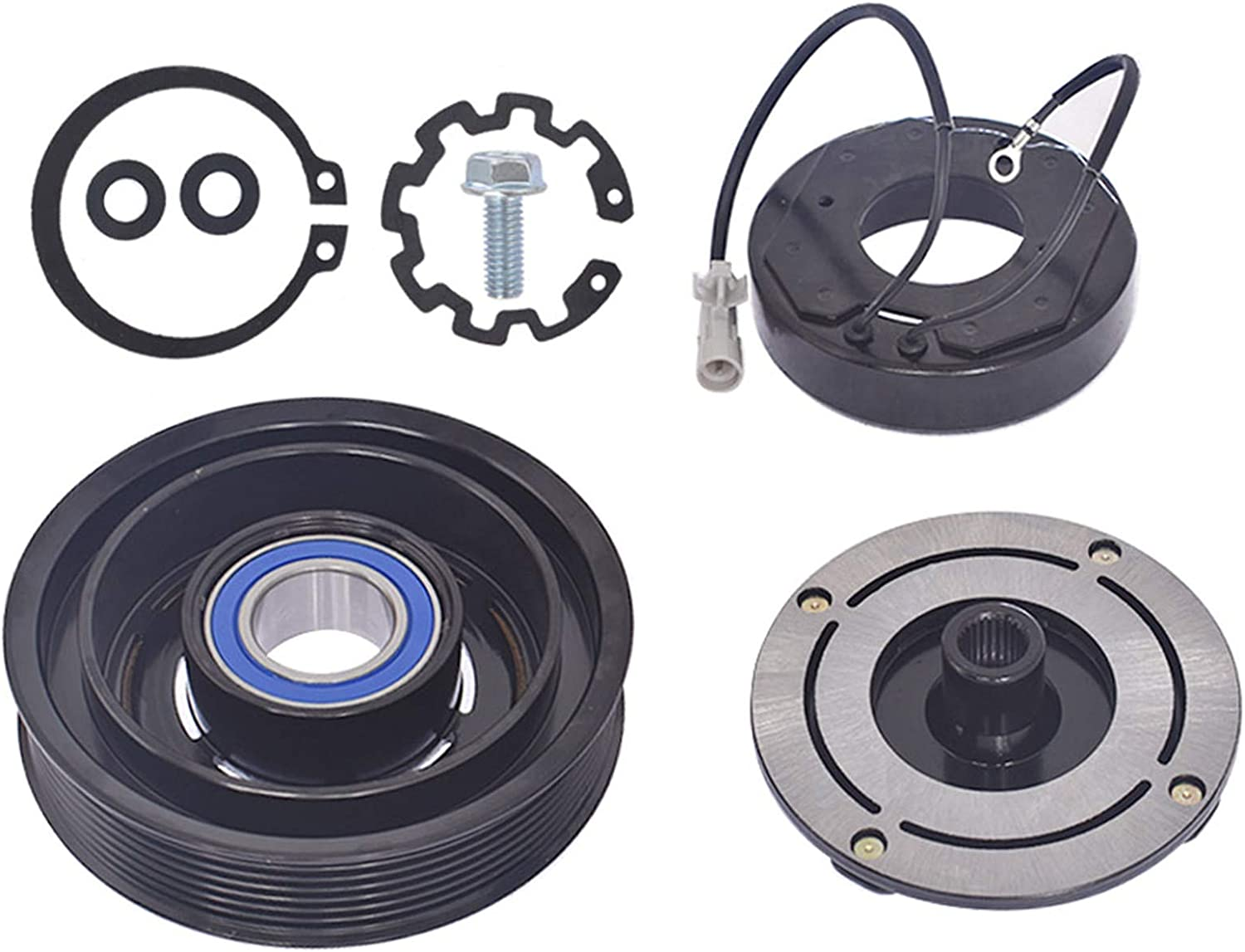 labwork A C Compressor Clutch fo Replacement 10S17E Assembly excellence Genuine Kit