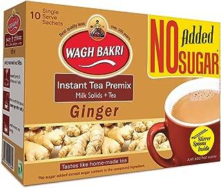 Wagh Bakri Ginger Instant Tea Premix 80G
