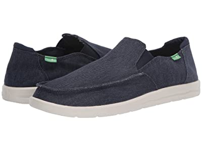 Sanuk Hi Five (Navy) Men