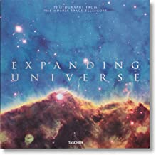 Expanding Universe. Photographs from the Hubble Space Telescope (German Edition)