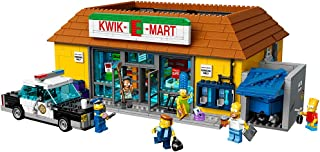 lego simpsons quickie mart