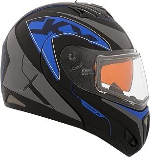 CKX Tranz RSV - Modular Helmet, Winter Eagle Part# 508803#