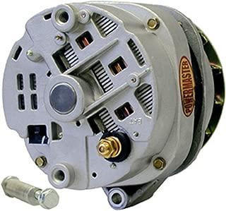 Powermaster 48203 Alternators - PowerMaster 200 Amp Alternatorexcellent output at idlegold battery posthighest output Delco alternator