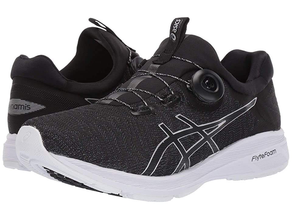 ASICS Dynamis (Carbon/Black/White) Women