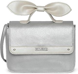 KLEIO Top Bow Sling Hand Bag for Women Girls