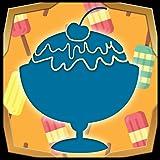 Crème glacée de photo