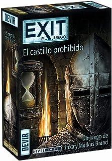comprar comparacion Devir - Exit: El castillo prohibido, Ed. Español (BGEXIT4) , color/modelo surtido