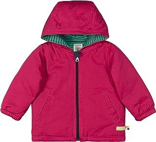 loud + proud Wasserabweisende, Wattierte Jacke aus Bio Baumwolle, GOTS Zertifiziert Giacca Unisex-Bimbi