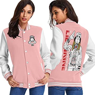 Lil Wayne Woman's Baseball Jacket Outerwear Coats Long Sleeve Shirt