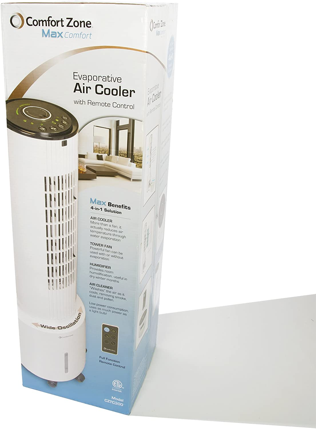 Max 41% OFF CCC Comfort Zone Cooler Tower Year-end annual account CZTC300