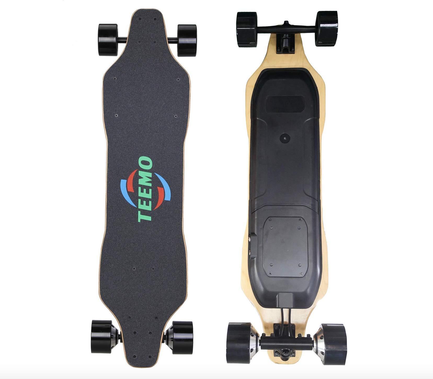 Teemo Electric Skateboard Moterized Longboard