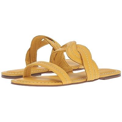 Bernardo Mirian Sandal (Golden Yellow) Women