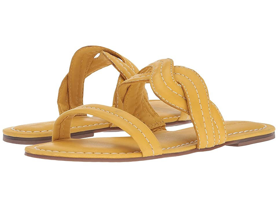 Bernardo Mirian Sandal (Golden Yellow) Women