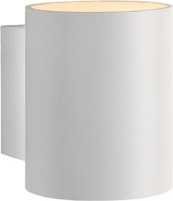 Lucide XERA - Applique Murale - Ø 8 cm - G9 - Blanc