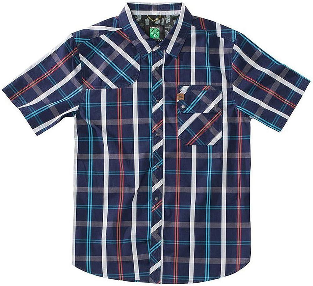 Hippy Tree Men's Shirt Woven Cheap Genuine Free Shipping sale Finch