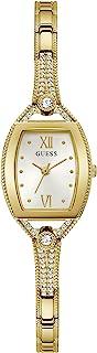 ساعة جيس للنساء كوارتز مع سوار من الستانليس ستيل، ذهبي 7.5 موديل GW0249L2