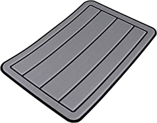 SeaDek Yeti Tundra Cooler Foam Pad/Mat/Cushion - Fits Tundra 45 inch Storm Gray/Black - Slip Resistant, Comfortable, Cooler Accessories Sit or Stand for Comfort