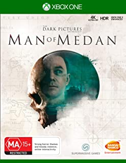 The Dark Pictures - Man Of Medan (Xbox One)