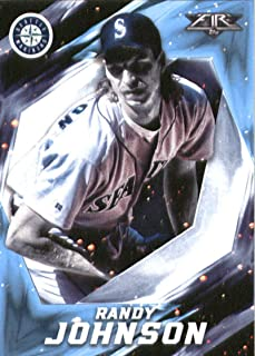 randy johnson mariners card