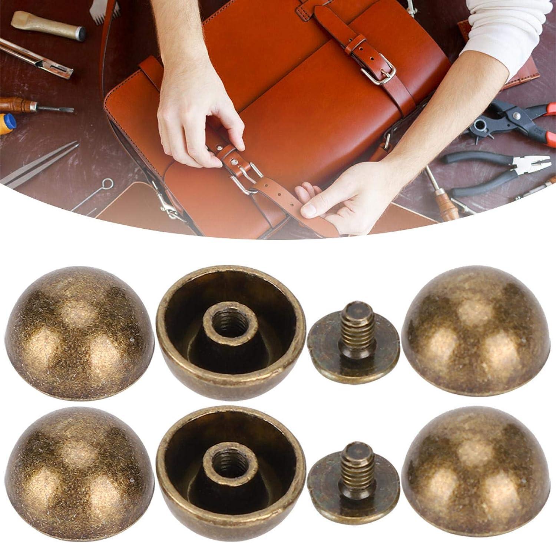 It is very popular Jacksing Convenient Dome Max 52% OFF 12Mm Rivets Mushroom