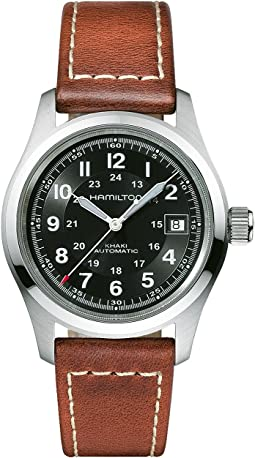 Khaki Field Auto 38mm - H70455533