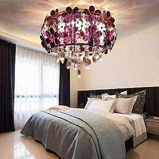 : lustre salon Violet
