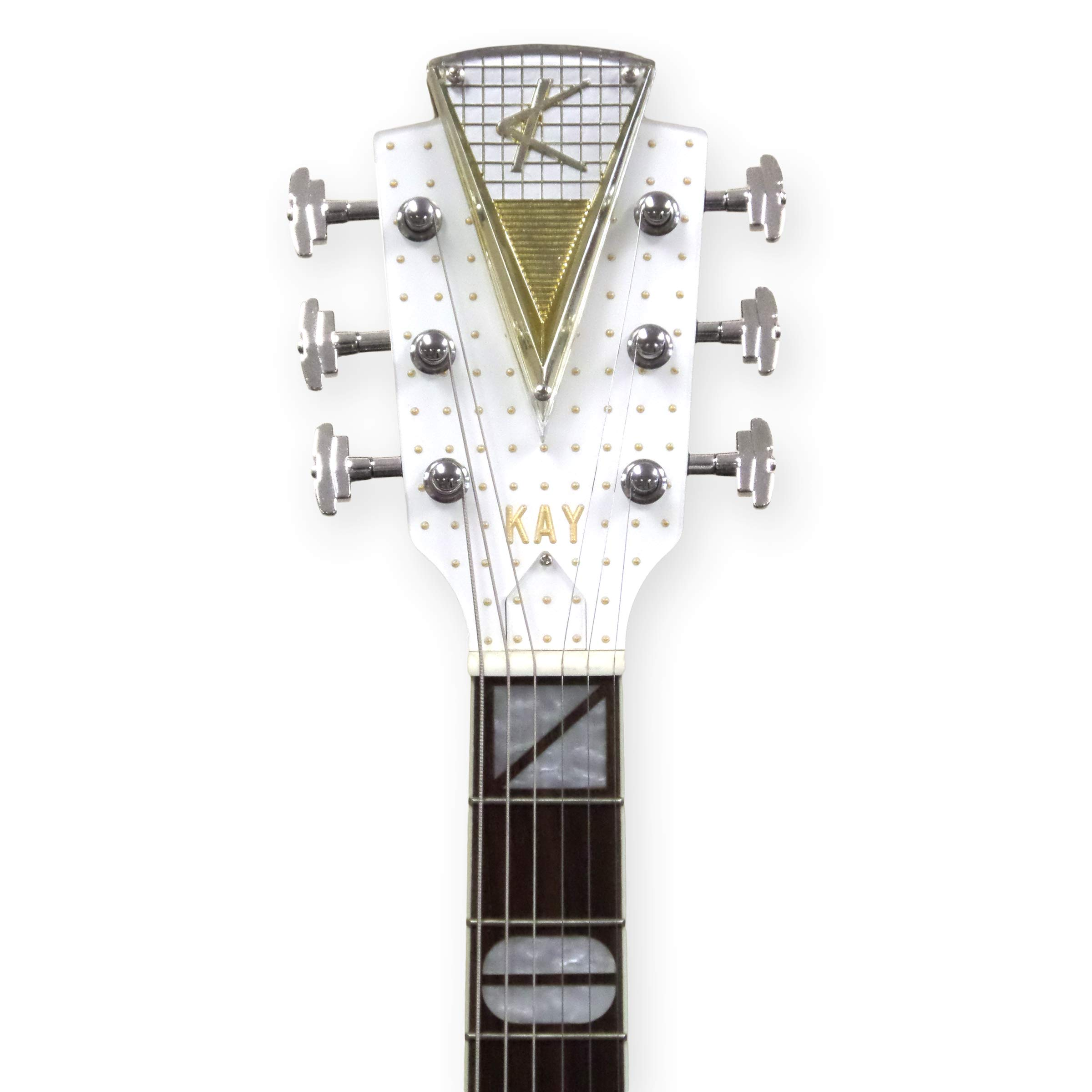 Kay Vintage Reissue Barney Kessel - Guitarra eléctrica (6 cuerdas ...