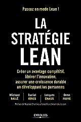 STRATÉGIE LEAN (LA) Paperback