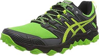 Zapatillas A.S.I.C.S en color verde baratas en 2021