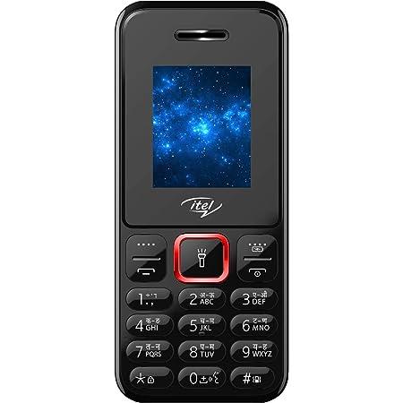 itel Power - 100 New (Black)