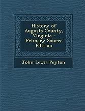 History of Augusta County, Virginia