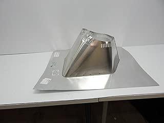 Selkirk Metalbestos 8T-AF6 Stainless Steel Adjustable Flashing, 8-Inch, Mill