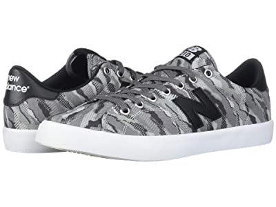 New Balance Numeric AM210 (Grey/Black 1) Men