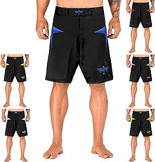 Star Series Fight Shorts - UFC, MMA, BJJ, Muay Thai, WOD, No-GI, Kickboxing, Boxing Shorts